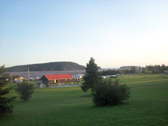 Five Islands Rv Campground and Resort: View from the Cabin