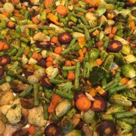 Colfax, Калифорния: Veggies of the Day