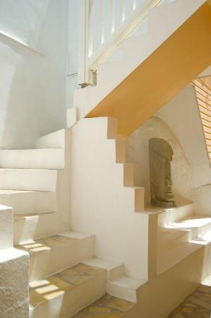 Idolem St-Martin Residence: Stairs