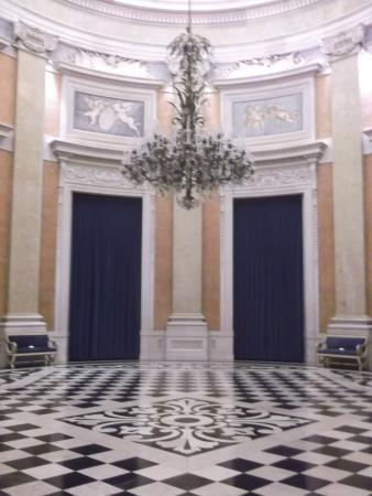 Ajuda Nasjonalpalass: Sala dos Embaixadores