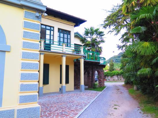 Un buon soggiorno in un palazzo singolare - Recensioni su Villa Rosi ...