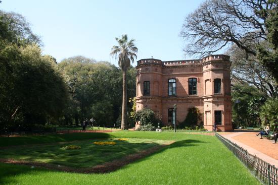 Casa central fotograf a de jardin botanico buenos aires for Casa jardin botanico