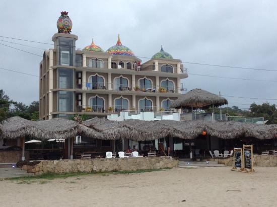 Montanita Beach Hotels