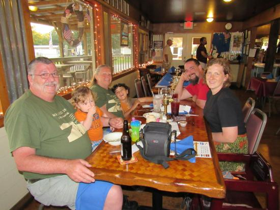 Gautier, MS: Our family for seafood