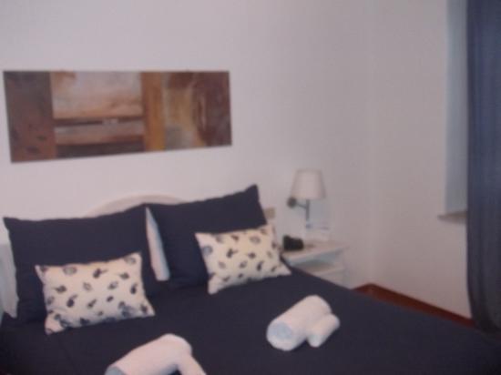 La Marsa Vacances : кровать в спальне