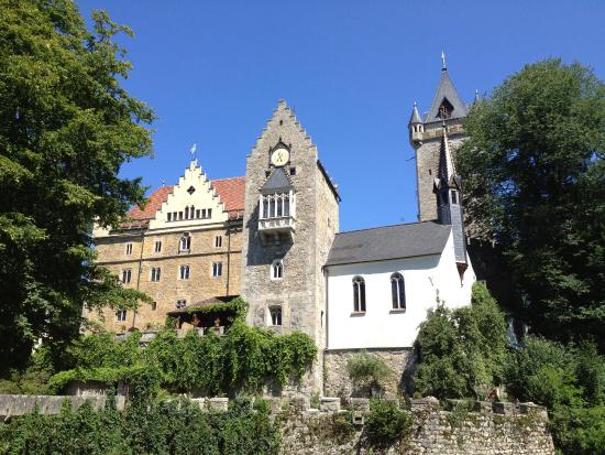 Bernried, Allemagne : Schloss Egg