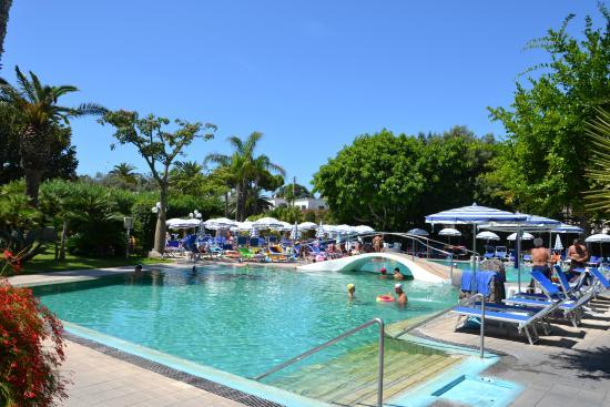 Park Hotel Terme Mediterraneo: piscina hotel