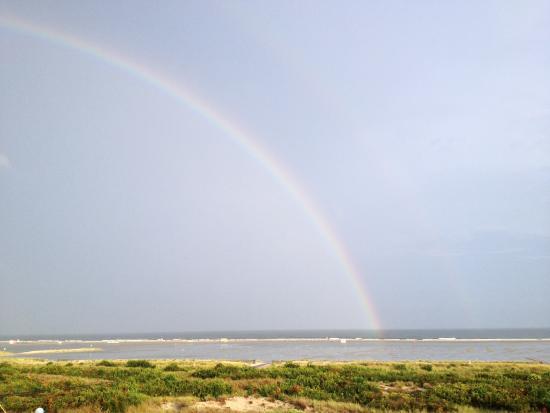 Water's Edge Ocean Resort: Rainbow