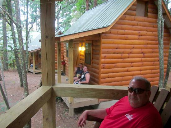 Beau Whitewater Express   Ocoee Camp