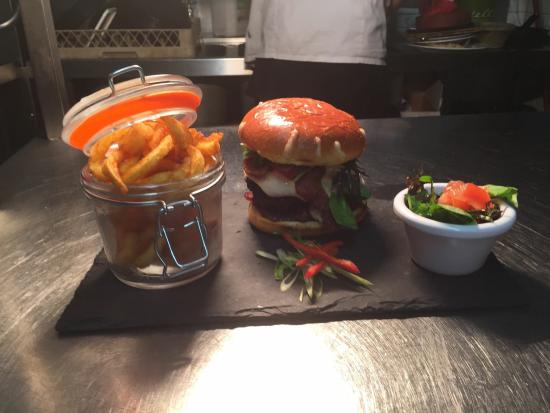 New dishes at Cactus Jacks - Pork Belly, Cod and Brand new Cactus Jacks Burger come join us for