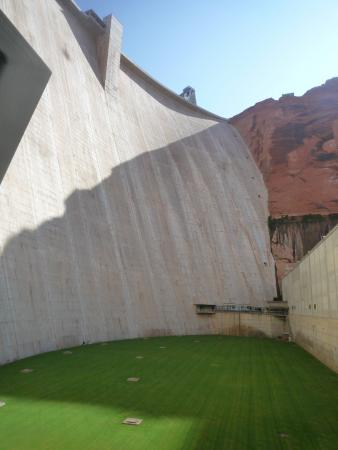 Carl Hayden Visitor Center at Glen Canyon Dam