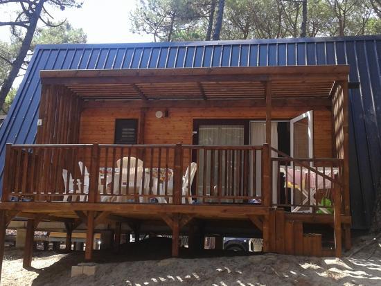 terrazza chalet - Foto di Spina Camping Village, Comacchio - TripAdvisor