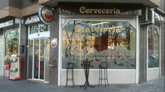 Cafeteria Acuario