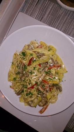 Sabria's: pasta