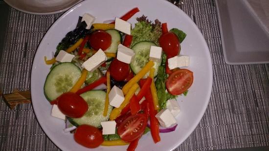 Sabria's : greek salad