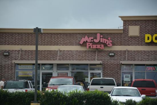 Princeton, Teksas: Mr Jim's Pizza