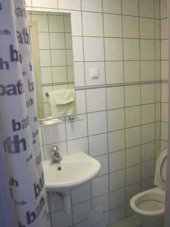 Hommiku Hostel & Guest House : Bathroom was big enough