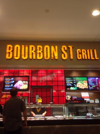 Bourbon St Grill