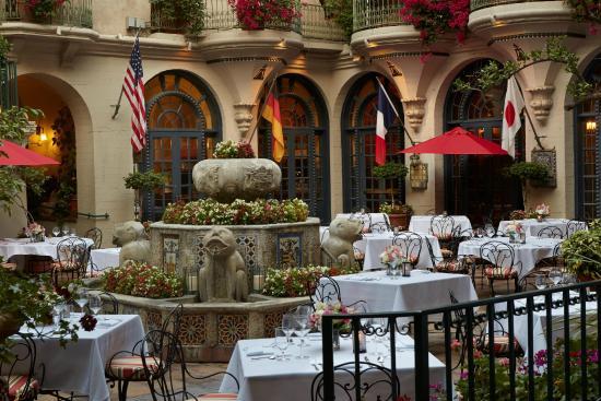 Mission Inn Riverside Restaurant Reviews