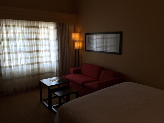 Courtyard Glenwood Springs : Nice clean and quiet. Room had great views as well!