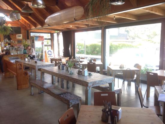 The Piha Cafe: photo1.jpg