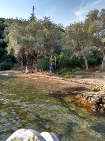Magnesia Region, Grecia: Closest beach