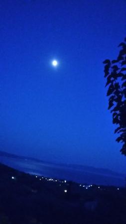 Magnesia Region, Grecia: Night time view