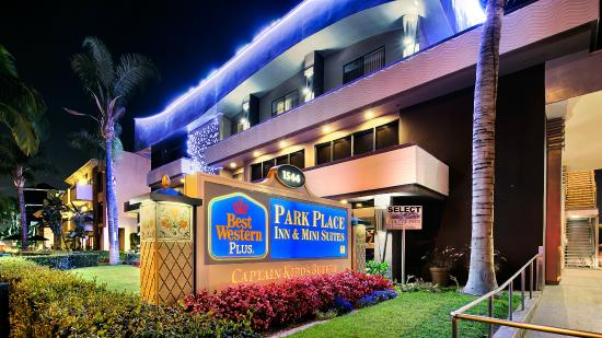 Closest Hotel To Disneyland Entrance Review Of Best Western Plus Park Place Inn Mini Suites Anaheim Ca Tripadvisor