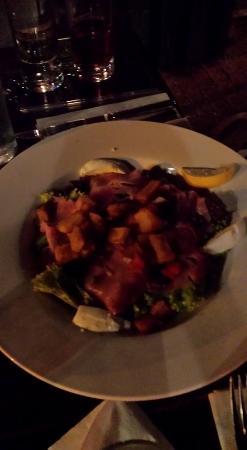 Grand Cafe de Heeren: salad Nicoise