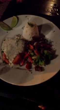 Grand Cafe de Heeren: Salmon