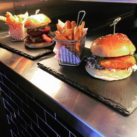 The Fish & Burger Co