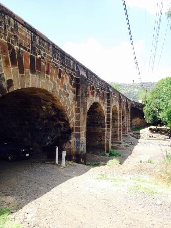 San Juan del Río, México: Puente de la historia 2