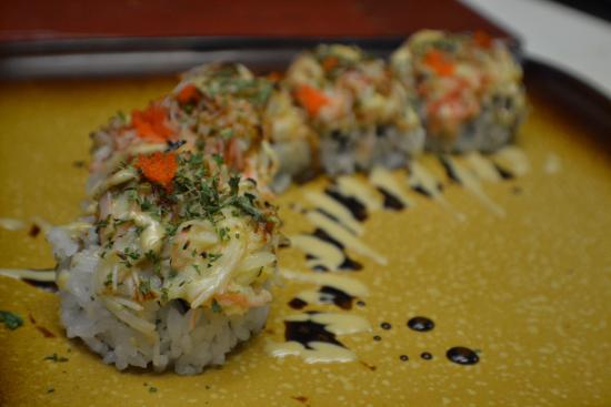 U S Sushi : special lobster Roll