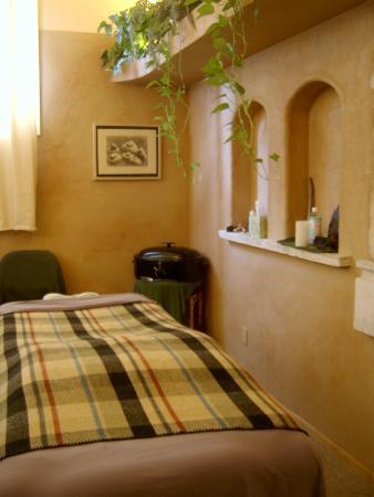 Chumayo Spa: Massage Room