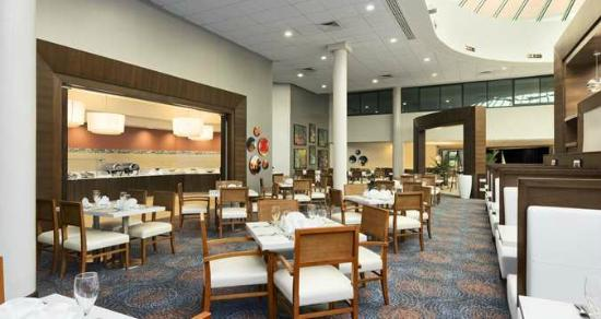 Hilton Huntington Long Island Restaurants In Hotel