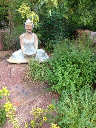 Canyon Ranch In Tucson: Sanctuary Gardens