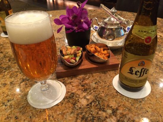The Langham: Great Imported Beers