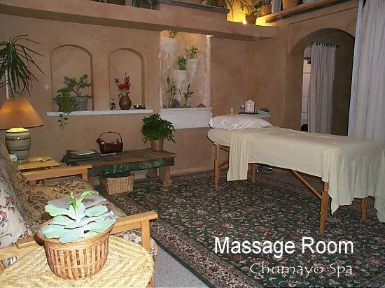 Blue Lake, CA: Couples Massage Room