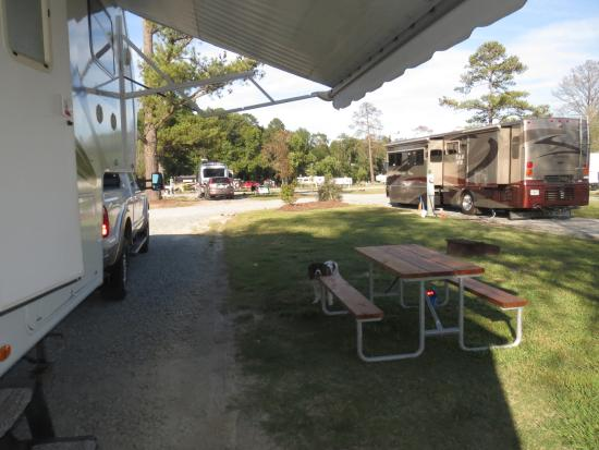 Raleigh Oaks RV Resort & Cottages
