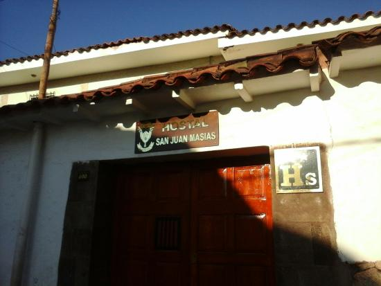 Hostal San Juan Masias