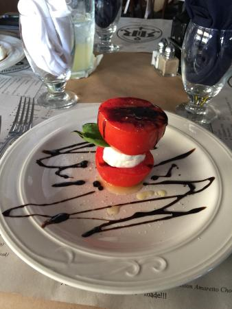 Our famous CAPRESE