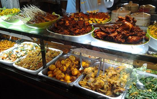 Stop Makan: menu lauknya