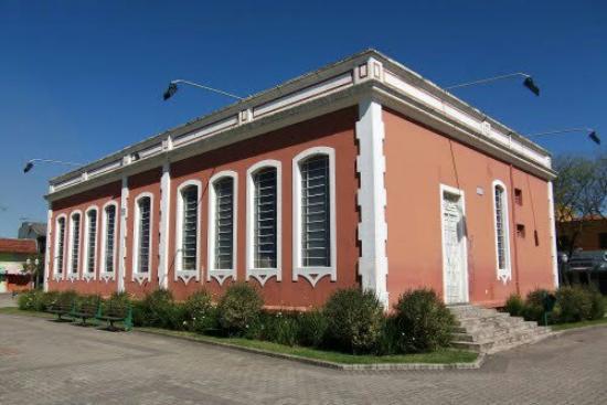 Museu Histórico de Campo Largo. Este é Um Dos Pontos Turísticos Da  Cidade,Onde Fica Guardada To