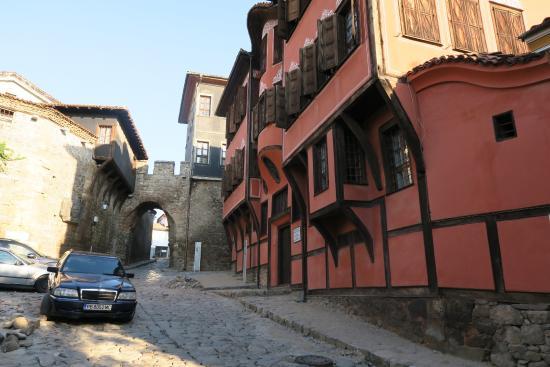 Plovdiv Regional Historical Museum: ヒサル門と歴史博物館