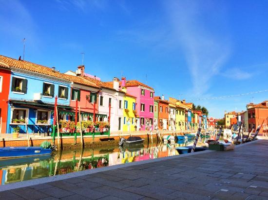 UNA Hotel Venezia: Burano Island