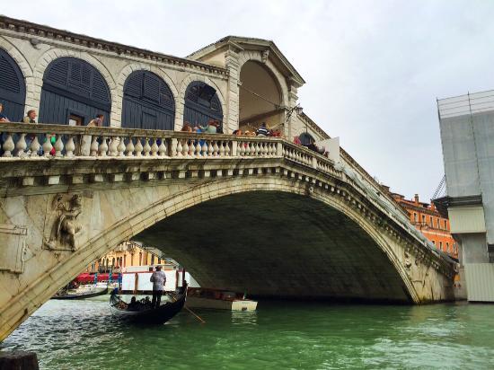 UNA Hotel Venezia: Ponte De Rialto