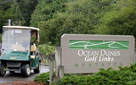 Ocean Dunes Golf Club, Florence, Oregon