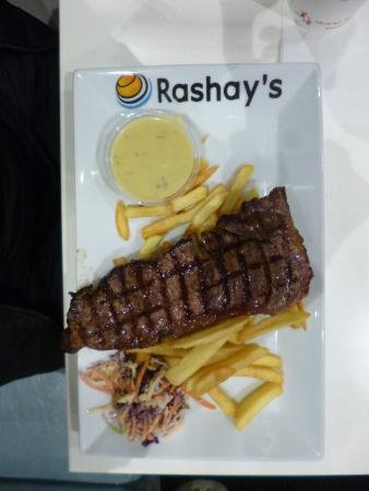 Rashay's Pizza Pasta Grill