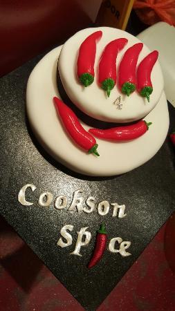 Cookson Spice