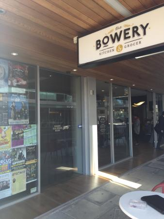 The Bowery Kitchen and Grocer